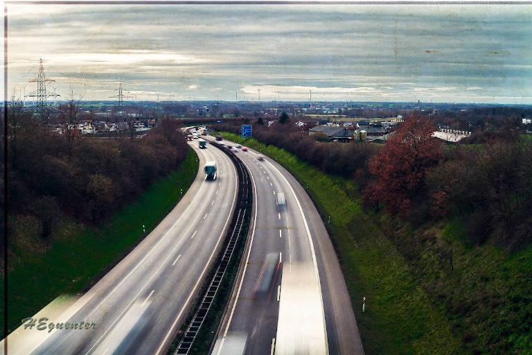 Autobahn zur Heimat
